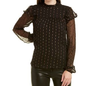 NWT Walter Baker Rizzo Top